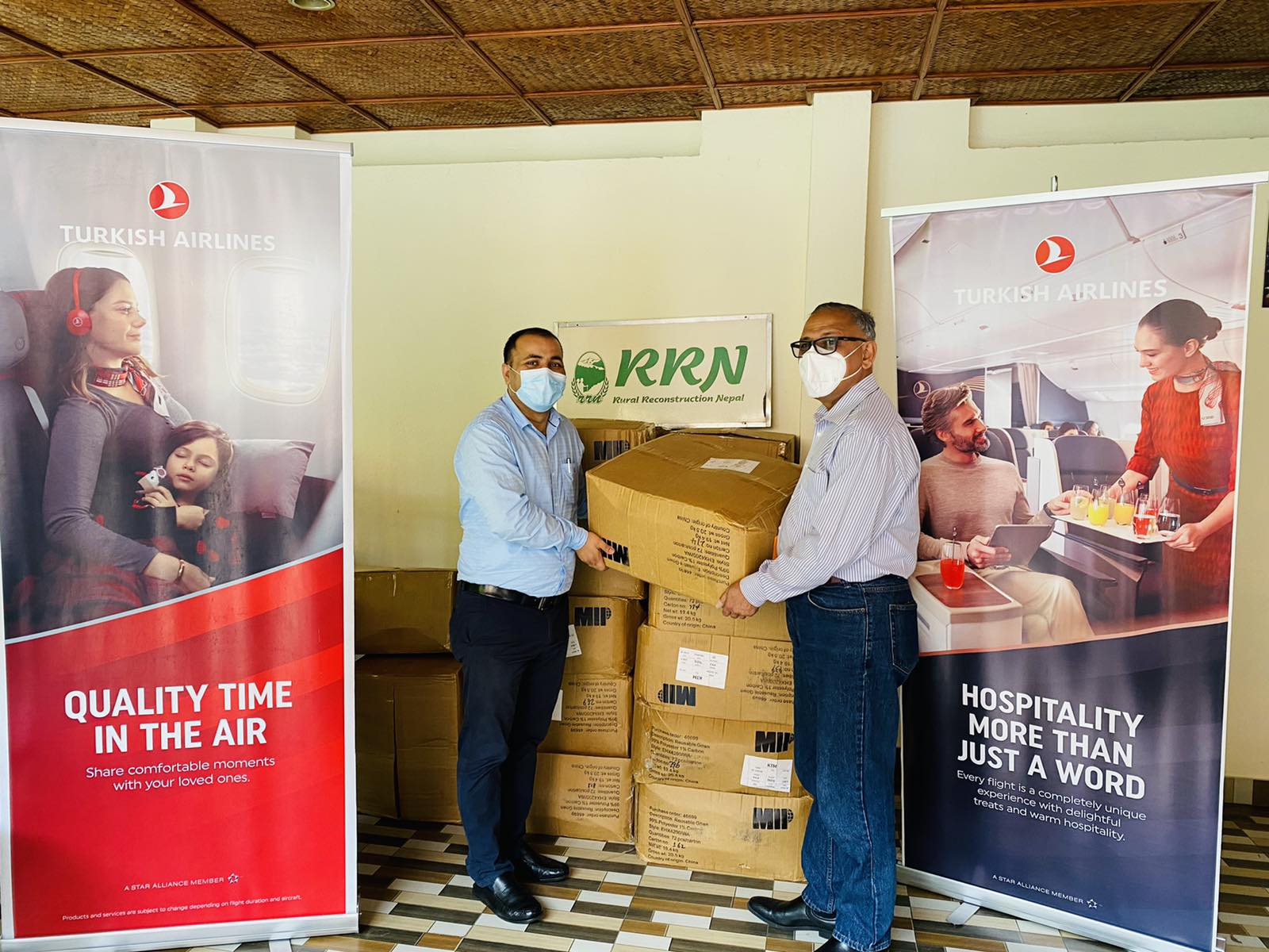 RRN will continue its efforts and support on the COVID-19 response in Nepal.